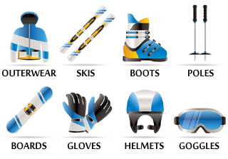 shop for ski and snowboard gear