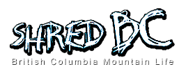 Shred BC British Columbia Ski Snowboard